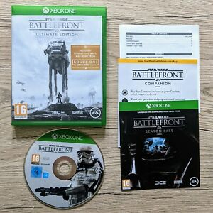Star Wars Battlefront Ultimate Edition Xbox One Video Game