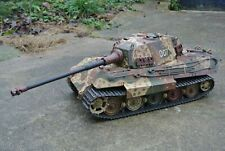 Char RC - 1/16 TAMIYA KING TIGER - Custom Paint Panzer