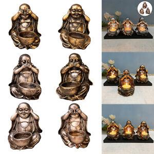 Buddha Kerzenhalter Kerzenhalter Kerzenständer Tischdekoration Abendessen