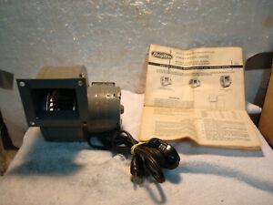 Dayton Model 4C004A Blower H.P1/100 RPM 2880 V115 HZ50/100 TYPE U21 NOS