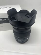 Sigma 17-70mm f/2.8-4 DC Macro OS HSM Lens for Canon EOS Cameras