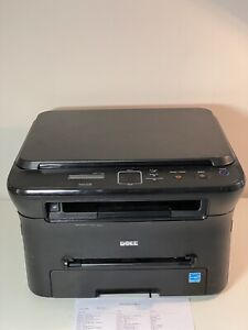Dell 1133 Multifunctional Monochrome Laser Printer **Print Tested**