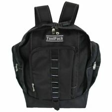 Toolpack Tool Backpack Rucksack Organiser Storage Bage Case Spine Black 360.081