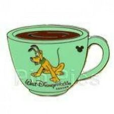 Disney Pin: WDW Hidden Mickey Collection - Coffee Mugs Pluto
