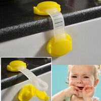 Safety Door Lock Fridge Drawer Toilet Cupboard Cabinet for Baby Kids Child SEAU