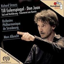 Strauss: Till Eulenspiegel; Don Juan [SACD], New Music