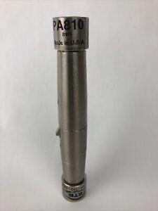 ETS PA810 and PA811 Digital Audio Impedance Transformer XLR Male Female BNC-F