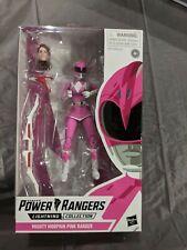 Mighty Morphin Power Rangers Lighting Collection Pink Ranger Figure MMPR Hasbro