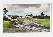 Rppc,Hutton-Le-Hole,U.K.V iew of the Village,North Yorkshire,c.1920s