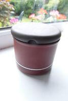 Hornsea Pottery Sienna Jam Pot British