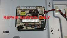 60LB5200 LG POWER SUPPLY 168P-P5L031-W0, 168P-P5L031-W1, P5L031 *REPAIR SERVICE*