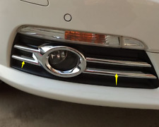 ABS Chrome Fog light Cover Trim 2pcs for VW Volkswagen PASSAT CC 2009 2010 2011