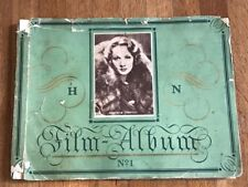 Album Figurine FILM 1 1934 COMPLETE sticker star movie card pelicula cinema set