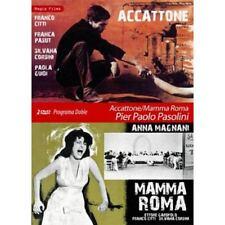 ACCATTONE - MAMMA ROMA [DVD]