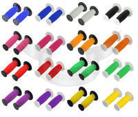 NEW! Two Tone Mushroom Bicycle Handle Bar Grips Crusier Lowrider BMX Kids Bike