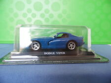 MODELLINO AUTO IN METALLO-SCALA 1/43-DODGE VIPER