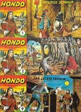 HONDO Western Piccolo Comic AUSWAHL