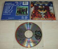 LAAZ ROCKIT Nothing's Sacred CD 1991 ORG Roadracer Germany Pressing