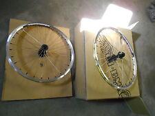 "NOS GT Youth 20"" BMX Race Wheels Sealed bearing cassette Alienation Rims 1 3/8"""