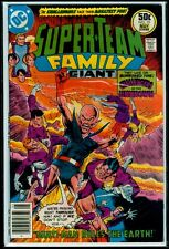 DC Comics SUPER-TEAM Family Giant #10 Challengers Of The Unknown VFN- 7.5
