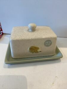 English Tableware Co. Edale Butter Dish Breakfast Covered Serving Dish Tableware