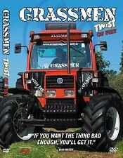GRASSMEN TWIST OF FIAT DVD 2016