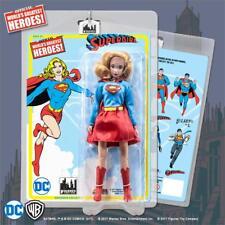 DC Comics Superman Retro 8 Inch Action Figure  Supergirl [Dress Variant] NEW!