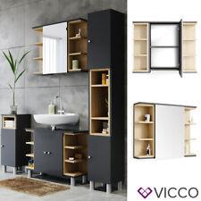 VICCO AQUIS Spiegelschrank Bad Wandspiegel
