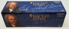Bach Edition: Complete Works 155 CD [Box Set] w/ bonus CD-ROM Brilliant Edition