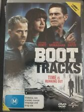 Boot Tracks (DVD, 2012) Stephen Dorff, Willem Dafoe- Free Post!