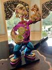 "Custom Made 15"" Candy Chrome Popeye Pop Art Sculpture Wynn Jeff Koons Figure !!"