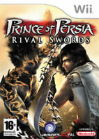 Wii & Wii U Compatible - Prince Of Persia Rival Swords **New & Sealed** UK Stock
