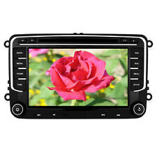 "7""Car DVD Player GPS Sat Nav VW Golf MK5 6 EOS Skoda Caddy Seat Passat T5 Canbus"