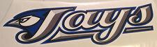 "Toronto Blue Jays FATHEAD ""Jays"" Team Logo 27"" x 8"" MLB Wall Graphics Decal"