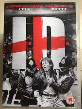 Reece Disndale Sean Pertwee ID Película Hooligan Fútbol Británico 1998 DVD UK