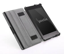 Poetic Google Nexus 7 Inch Stand Cover Case for - 2nd Gen 2013 -StrapBack Black