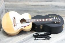 2011 Gibson SJ-200 Studio Excellent Shape in Vintage Natural + OHSC