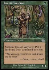 MTG 4x KROSAN WAYFARER - Judgment *DEUTSCH*