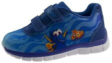 HALF PRICE SALE Boys Girls Disney Finding Dory Trainers Nemo Sports Shoes Pumps