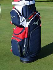 Mizuno BR-D4c Cart Bag 2020 Navy/Red 11317