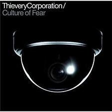Thievery Corporation - Culture Of Fear (NEW CD)