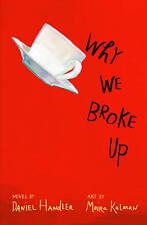 Why We Broke Up by Daniel Handler (Paperback, 2012)