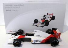 Coches de carreras de automodelismo y aeromodelismo McLaren de resina de escala 1:18