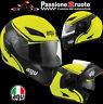 Helmet agv compact course yellow Honda cb500f msx 125 integra sw-t pcx sh vision