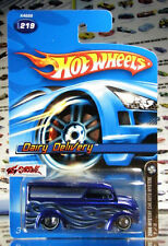 Hot Wheels 2006 #219 Dairy Delivery™ REAL RIDER,MYSTERY