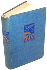 Peony - Pearl Buck- First Edition 1948