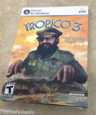 Tropico 3 (PC, 2009) Tested! Works! Complete!