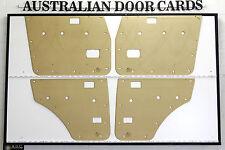 Toyota 60 Series Land Cruiser Masonite Door Cards. Suit Manual Window Winders