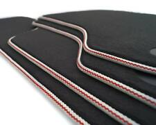 NUOVO Tappetini Audi a6 4b S-LINE Originale Qualità Velluto 4x auto tappetino tessuto