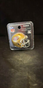 SAN FRANCISCO 49ERS WITH CLAMSHELL POCKET PRO HELMET RIDDELL STYLE